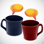 cups of coffee image