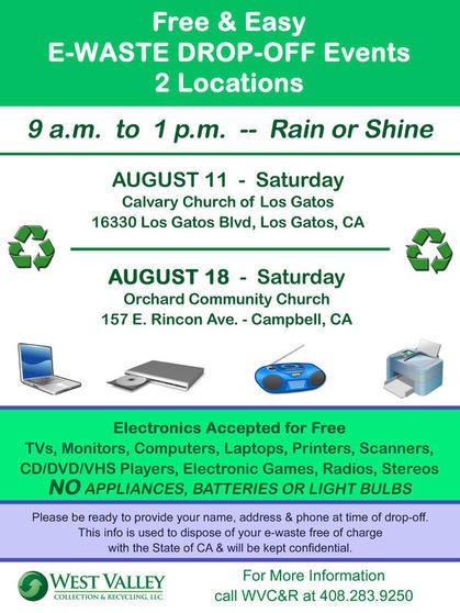 E-Waste Events image