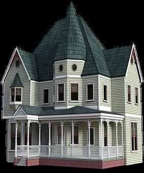 fixed up house pixabay image