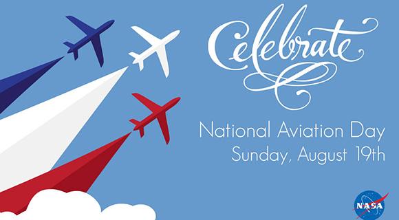 NASA National Aviation Day image
