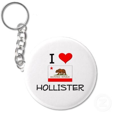 I LOVE HOLLISTER