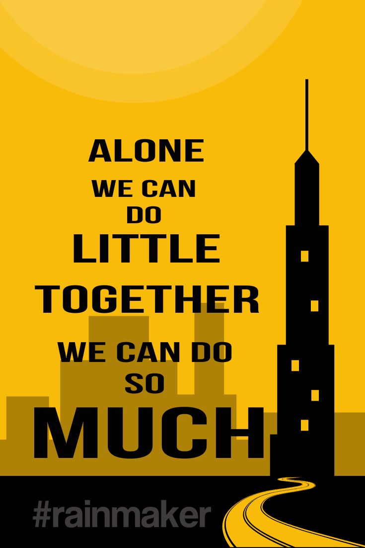Daily Quotes Together We Can Do So Much
