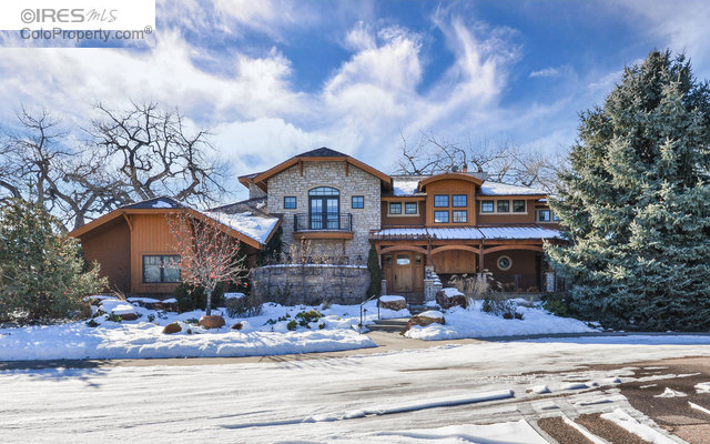 Largest Home Sold Fort Collins CO 2016