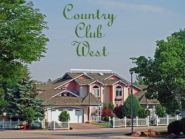Country Club West Greeley CO