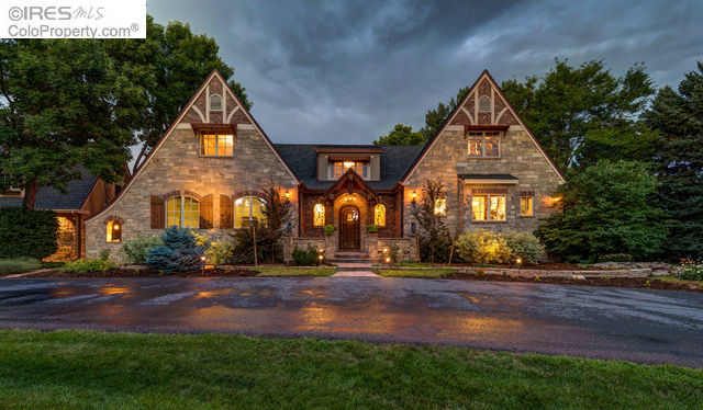 Most Expensive Home Sold Fort Collins CO 2016