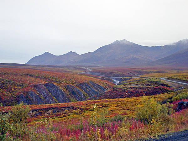 Richardson Mountains Northwest Territories