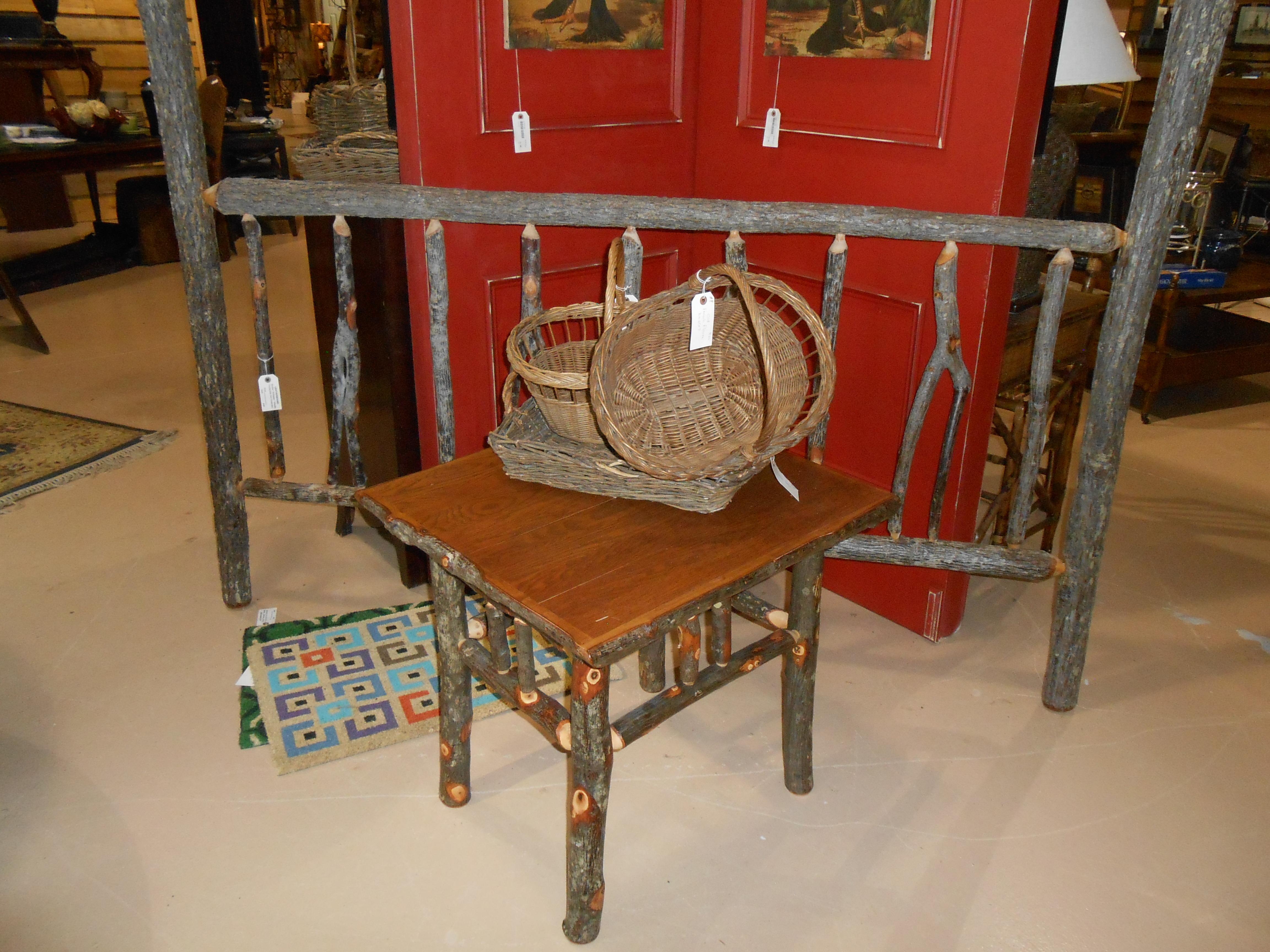More Mountain Style Furniture In The North Georgia Moun
