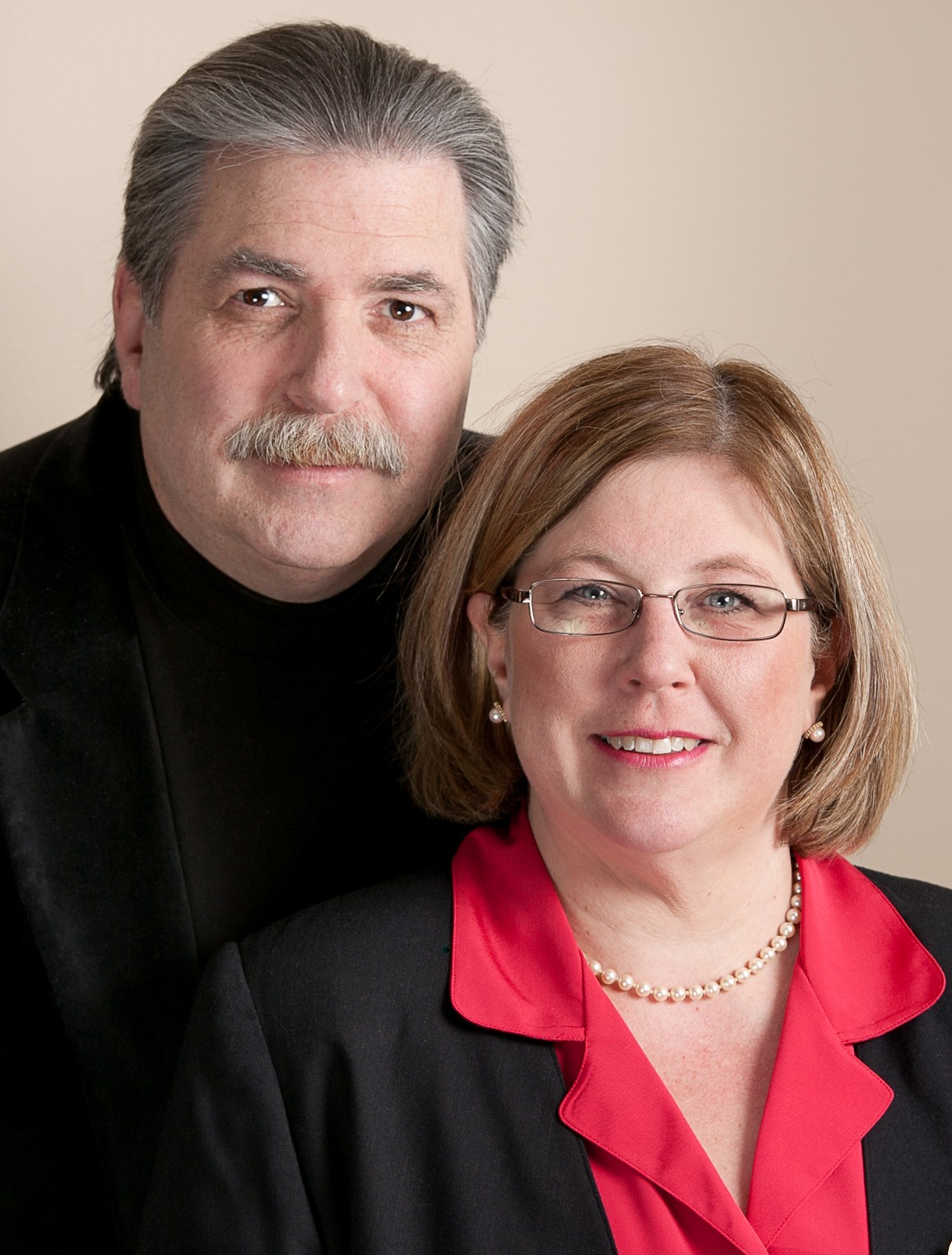 Bob and Richelle Ward, Realtors, Newtown, CT
