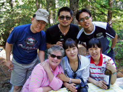 Korean Teachers in Oregon