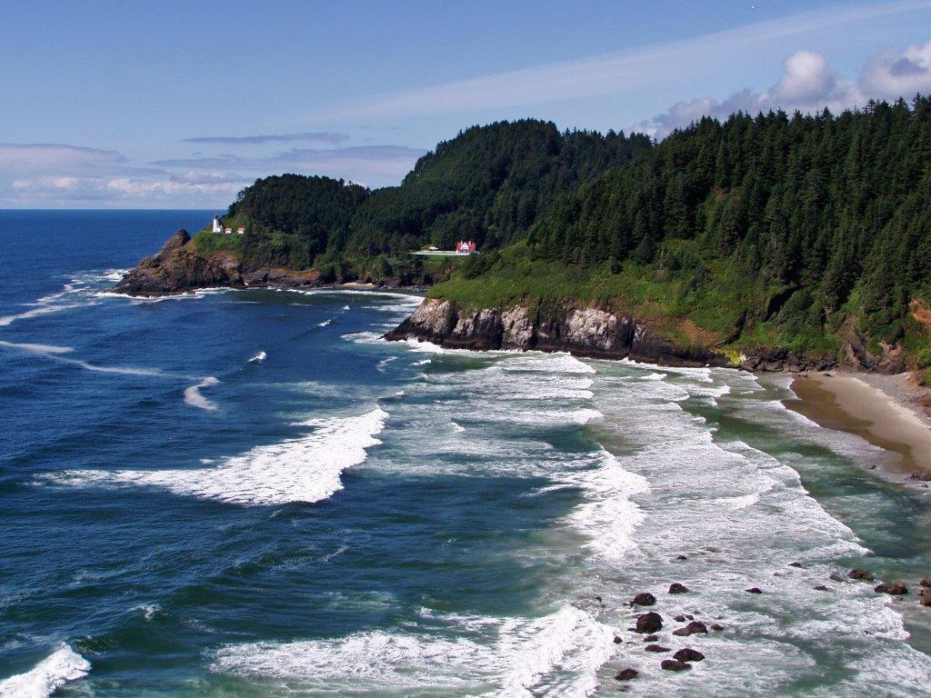 Heceta Head Scenic Viewpoint