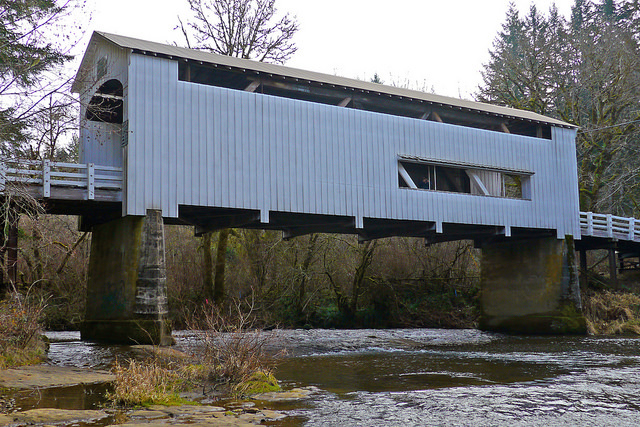 Wild Cat Covered Bridge