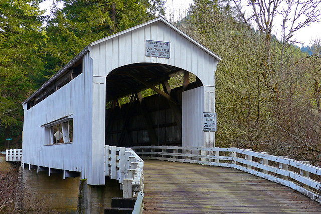 Wildcat Covered Bridge