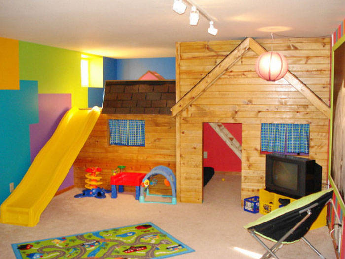 design tips for your children's playroom