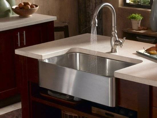 choosing a kitchen sink to match your style and budget - Budget Kitchen Sinks