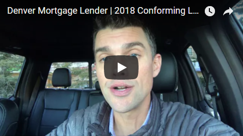 2018 Conforming Loan Limits Colorado