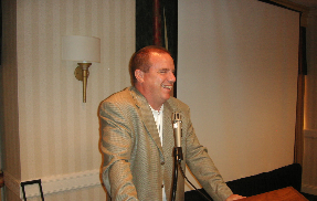 Bob Burns at a MREIA Meeting