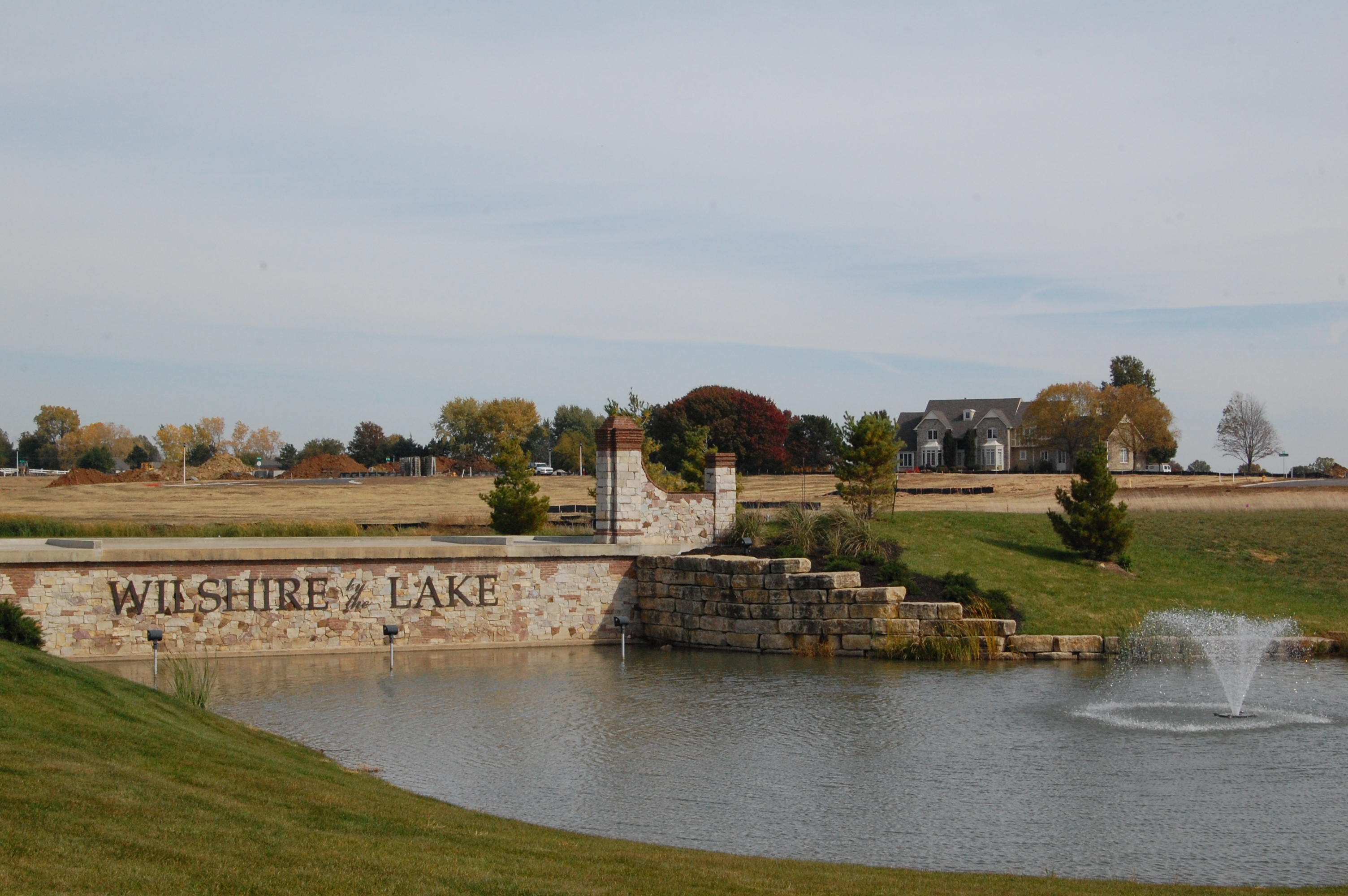 Homes For Sale In Wilshire By The Lake Overland Park KS