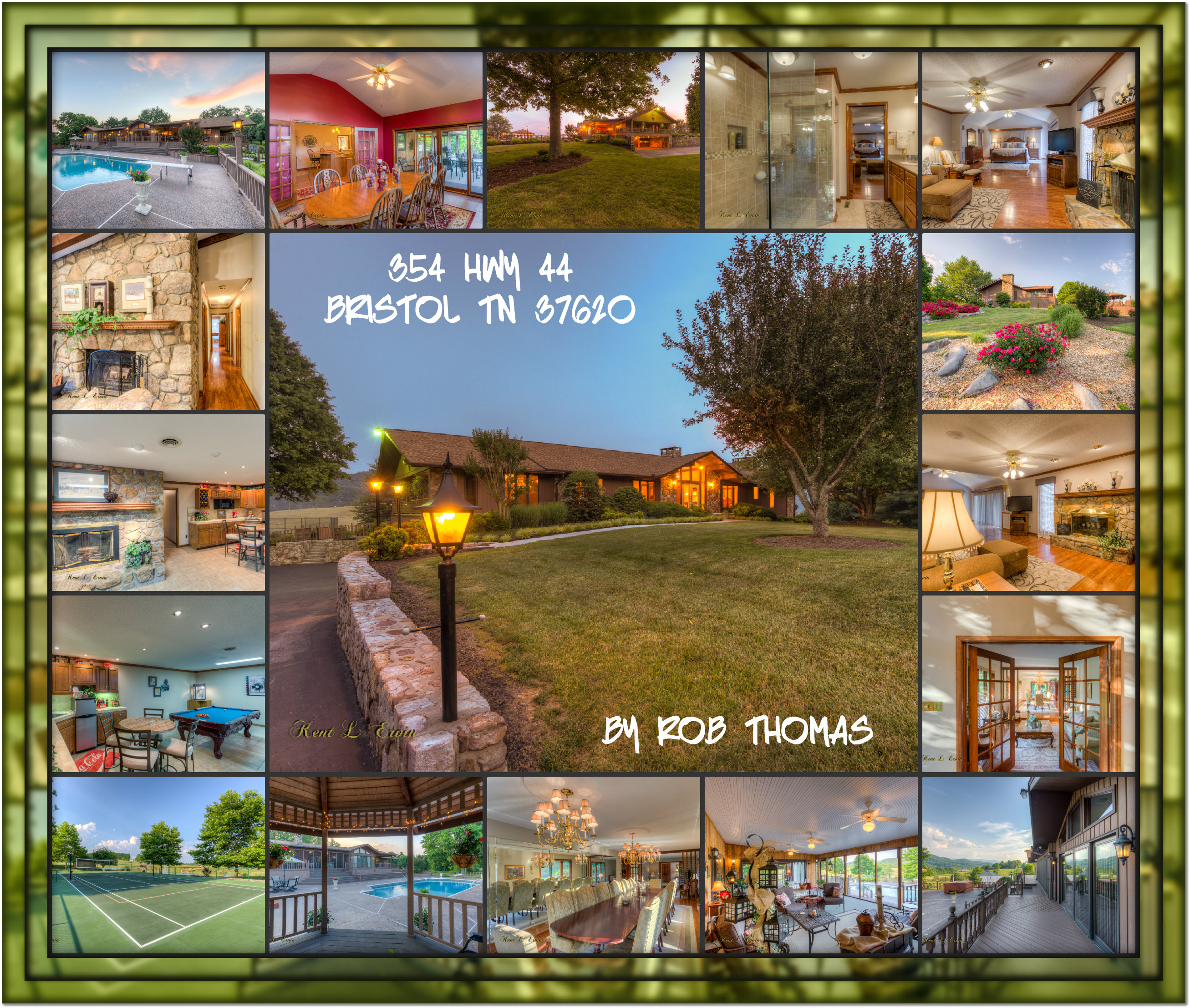 One Of A Kind Homes For Sale In Bristol Tn
