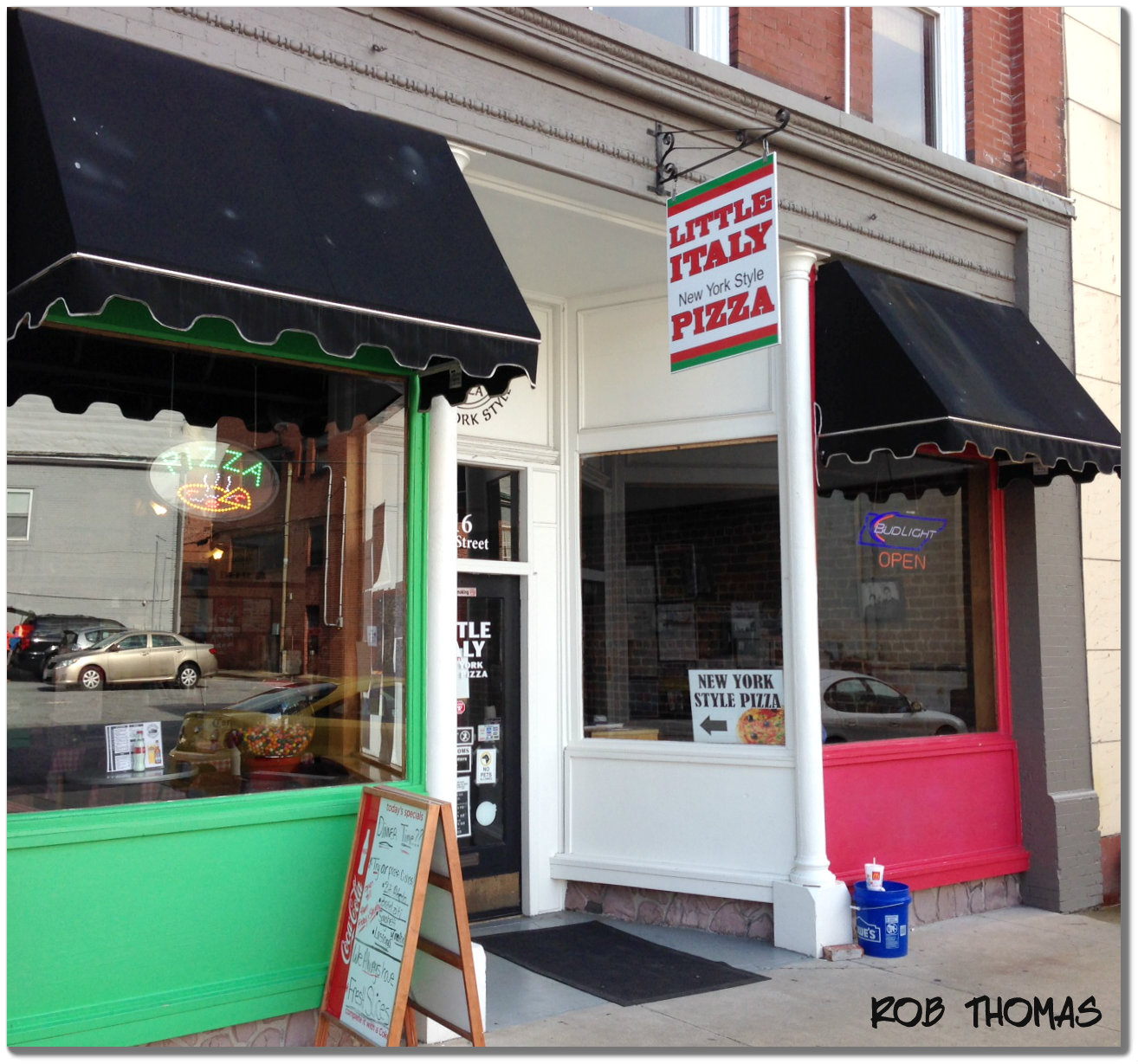 Great Places Eat Virginia Beach: Great Places To Eat In Downtown Bristol TN~VA €�.Check Out
