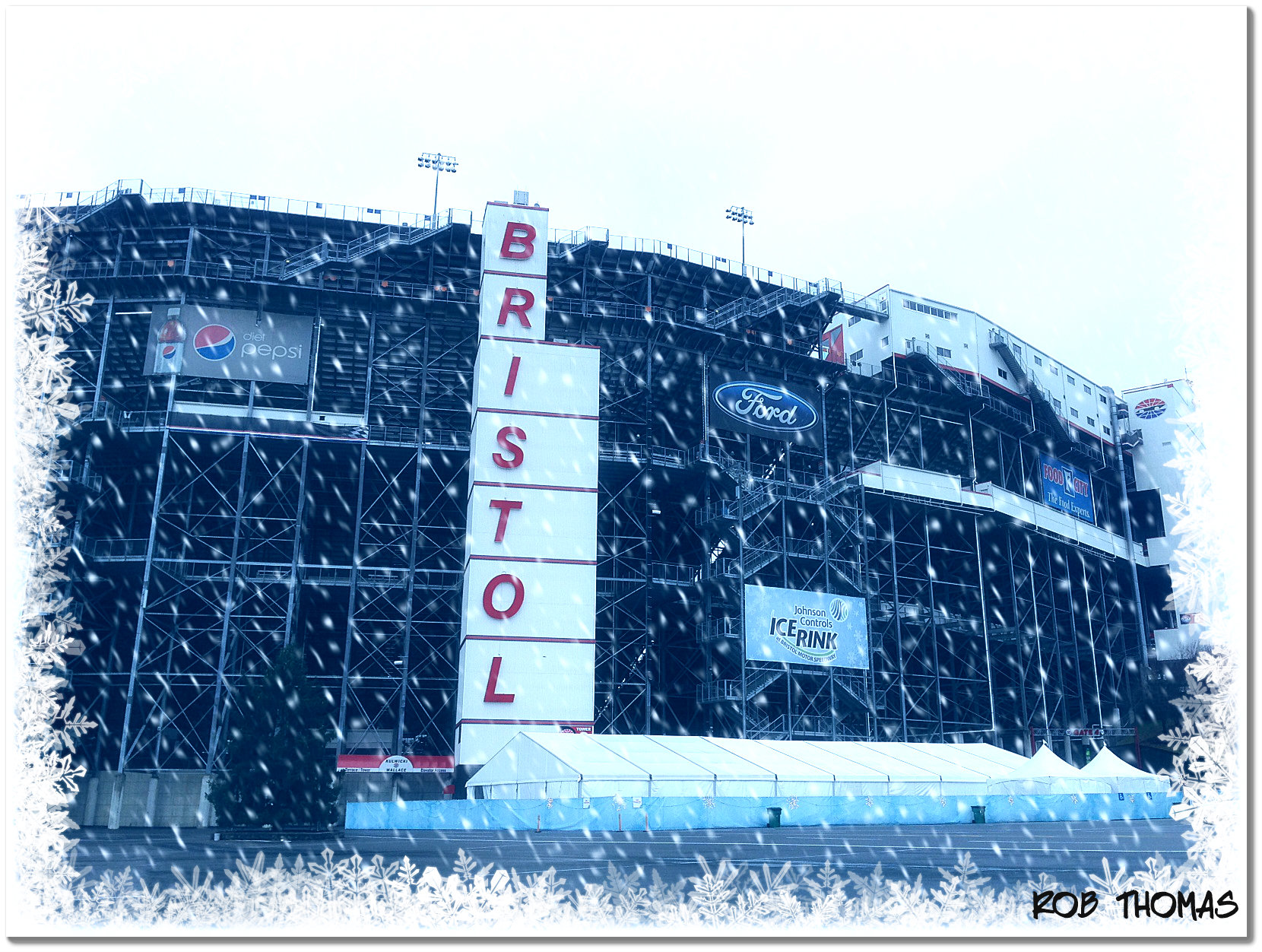 Bristol Tn Va Holiday Planner December 2013 Speedway In