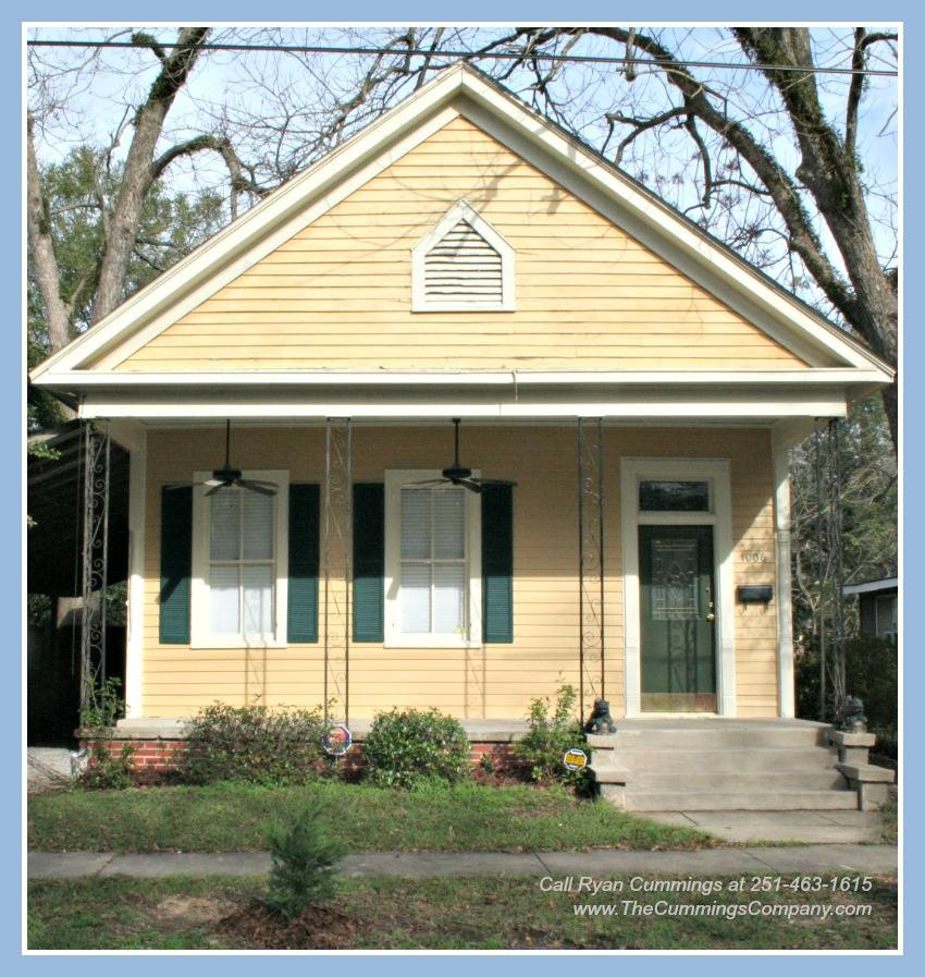 1006 New Saint Francis St, Mobile, AL | 3 Bed 2 Bath Home For Sale
