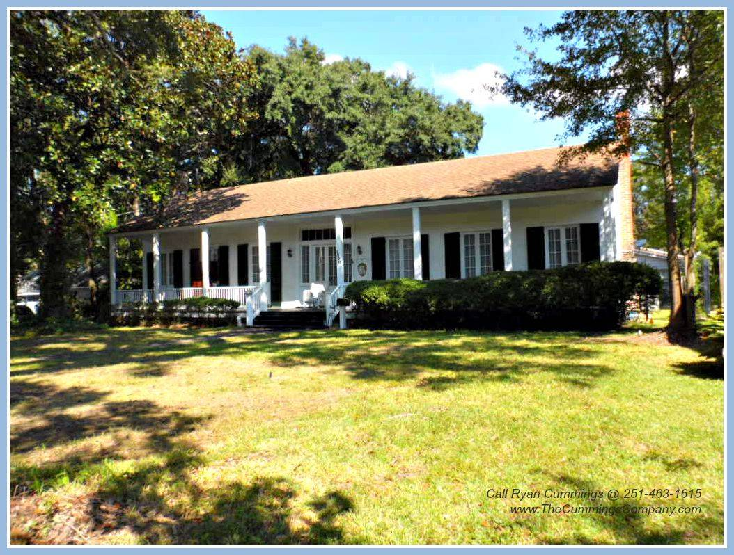 Mobile Alabama Historic Home For Sale 1570 Dauphin St