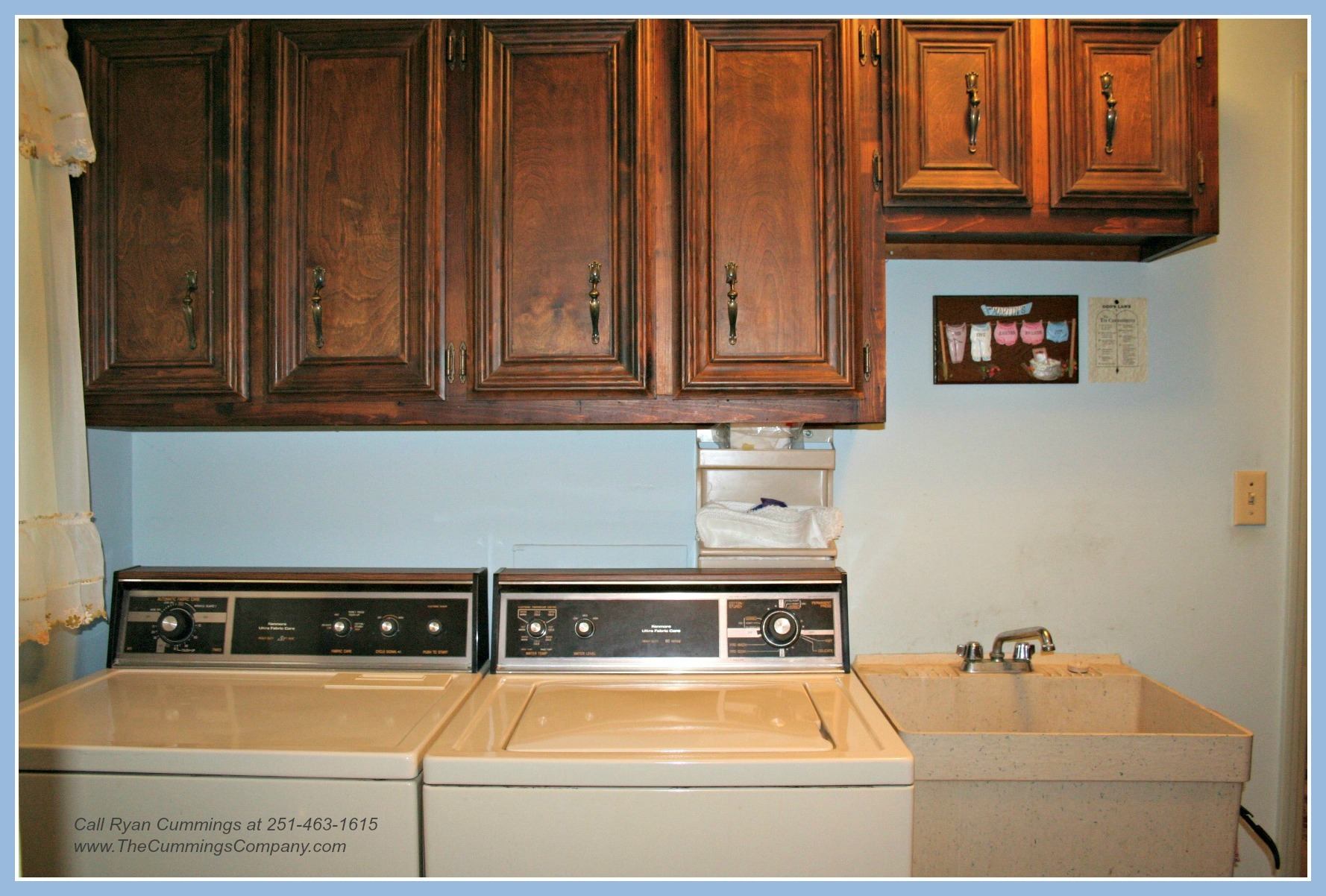Mobile AL homes for sale with Inside Laundry Rooms