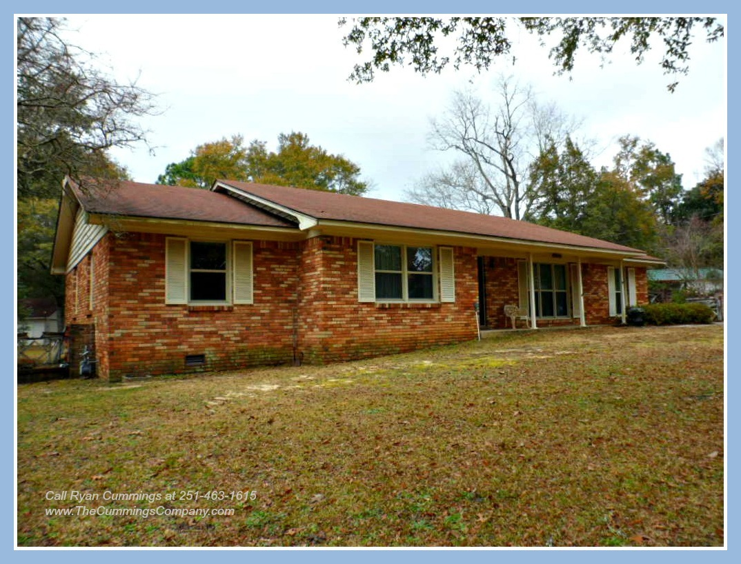 Brick homes for sale in Mobile, AL