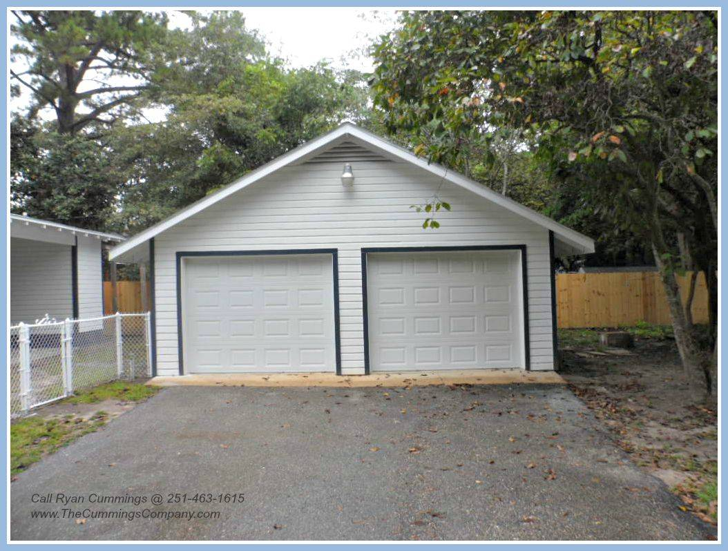 Garage Mobile Al : Beautifully remodeled bed bath mobile home for sale