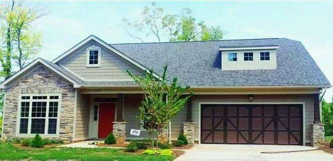 250 000 new construction ranch homes charlotte nc for Home plans charlotte nc