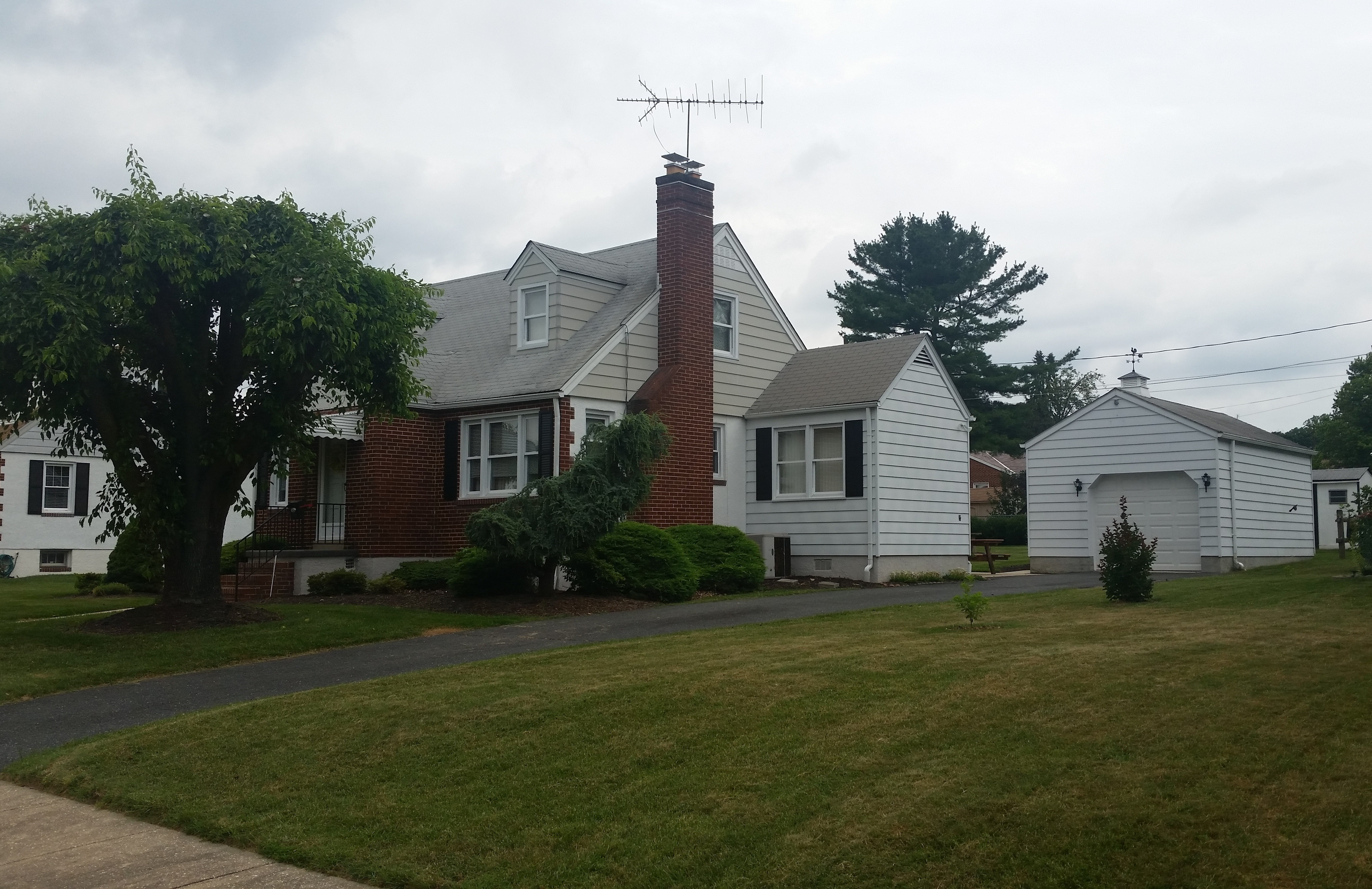 Cape Cod Home For Sale In Nottingham Md