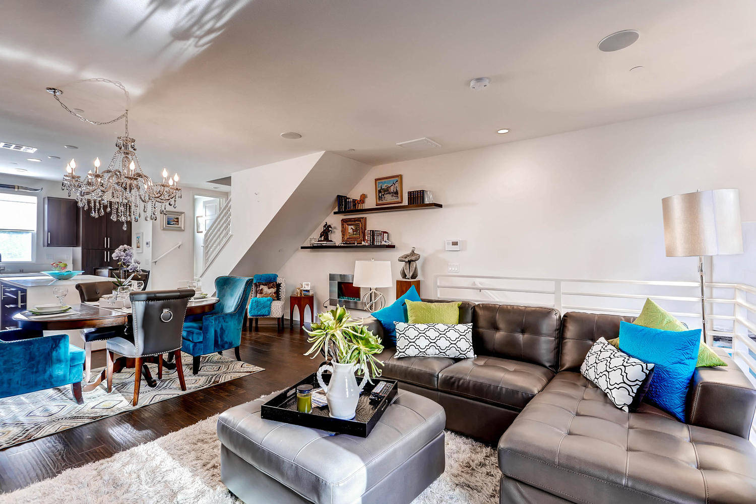 living room san diego stunning townhome for in civita san diego 12667