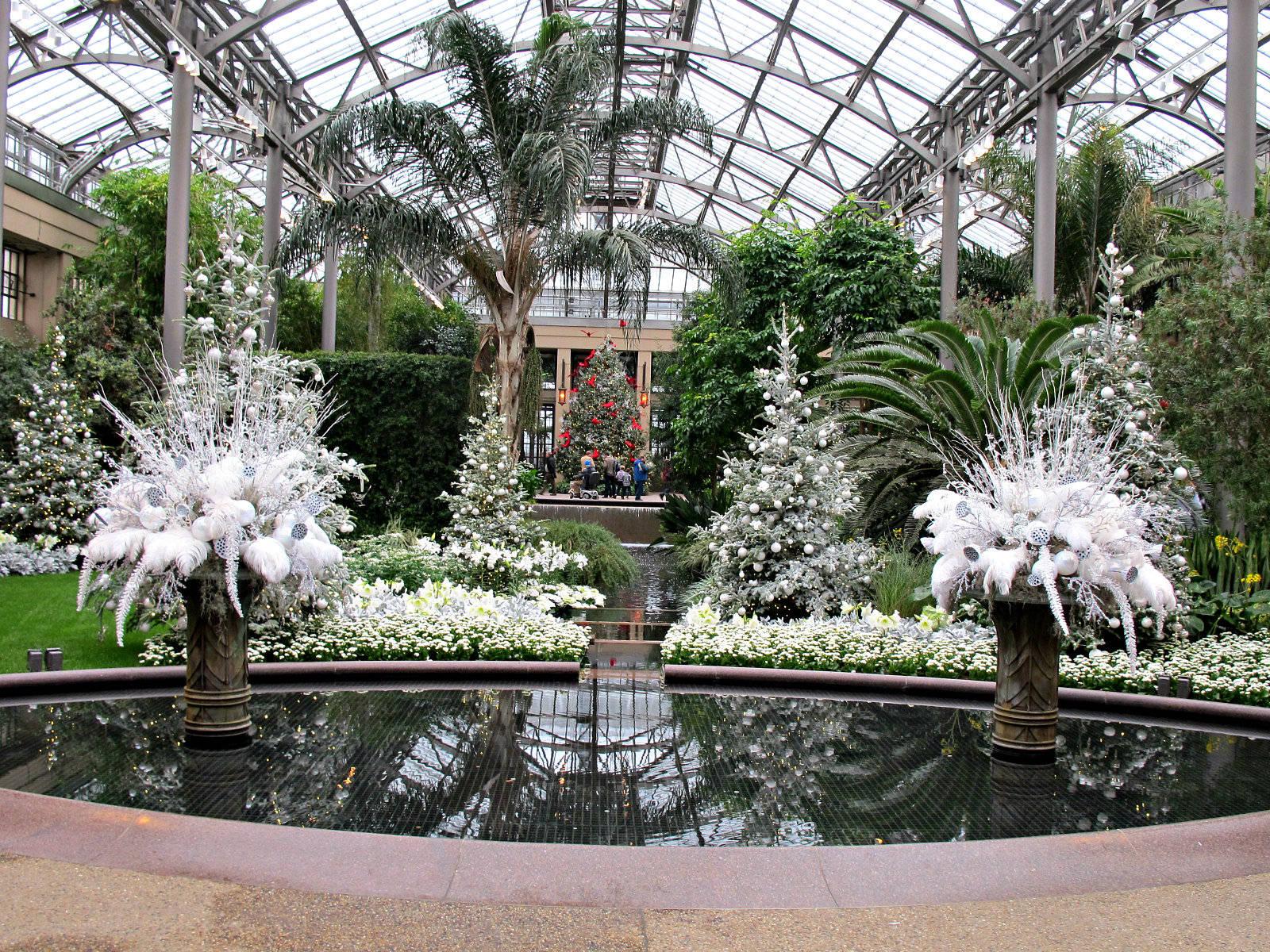 Christmas At Longwood Gardens
