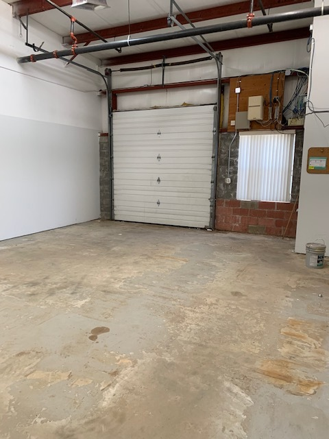 Office space with garage just listed in Manalapan NJ 07726