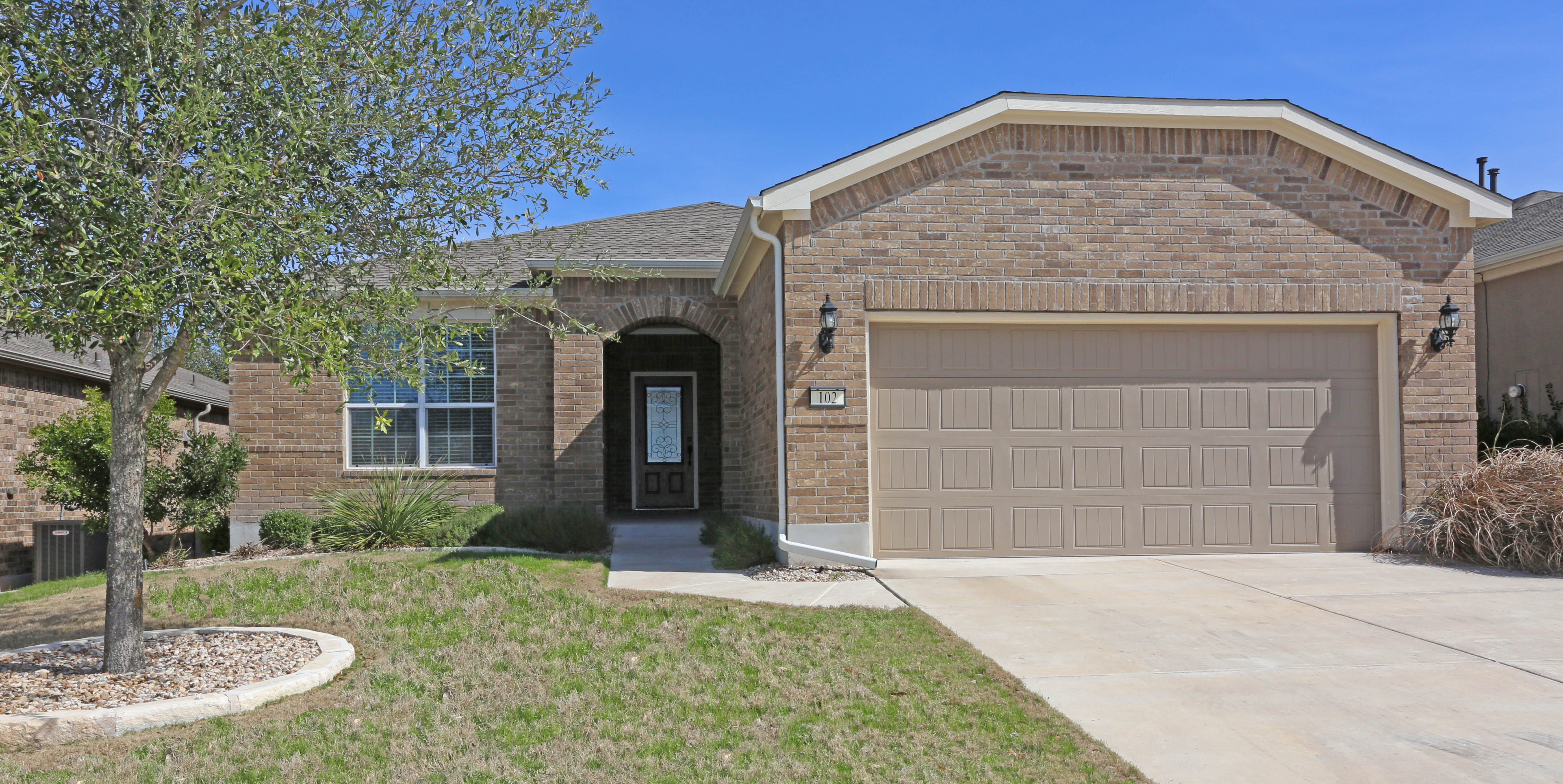 New To Market 102 Trinity LN Home For Sale In Sun City Texas by Rugg