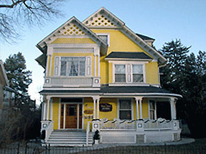 Victorian Style Homes For Sale In Colorado Springs