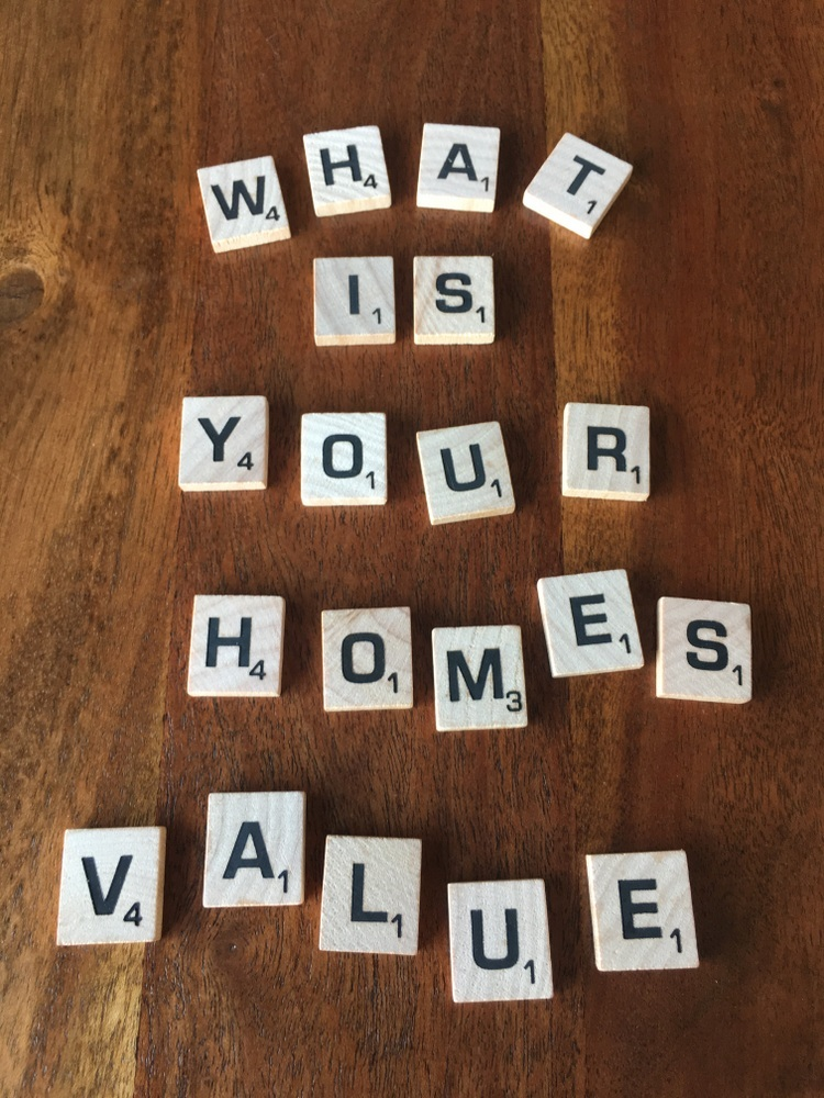 Check your homes' value