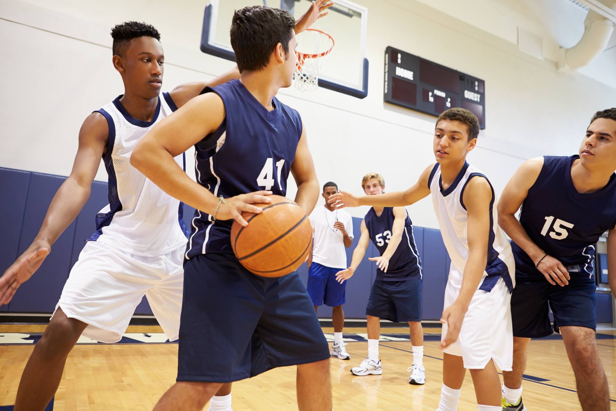sports programs in Plymouth schools