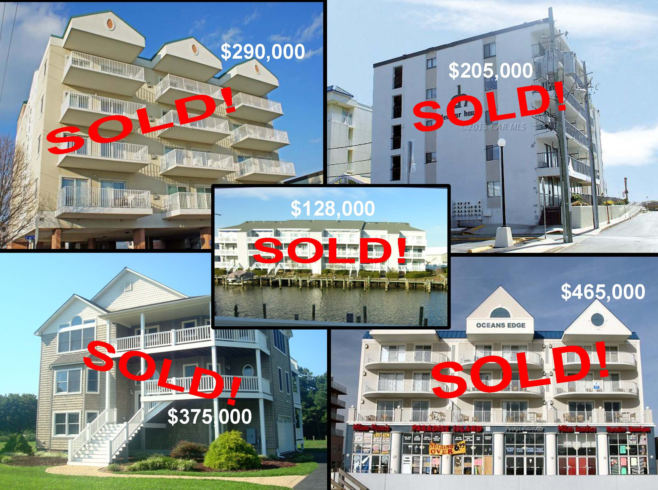 Ocean City Md Short Sales Foreclosures