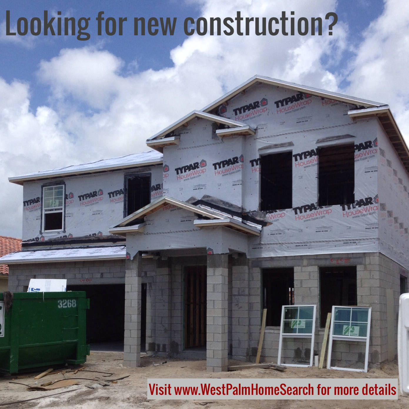New Construction in Palm Beach County