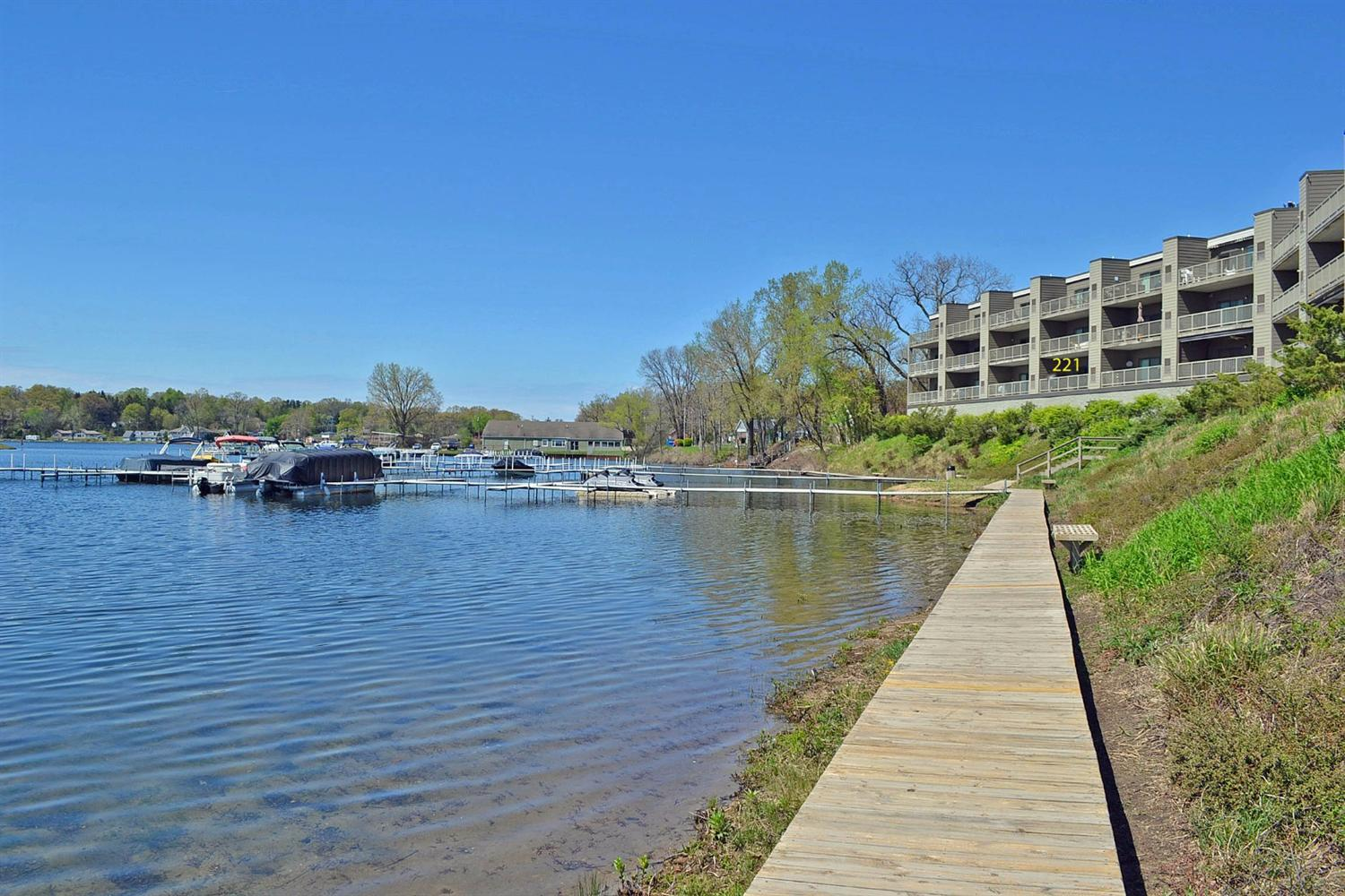 Pine Lake Condo Sold fast when listed by F.C.Tucker 1st Team Realty