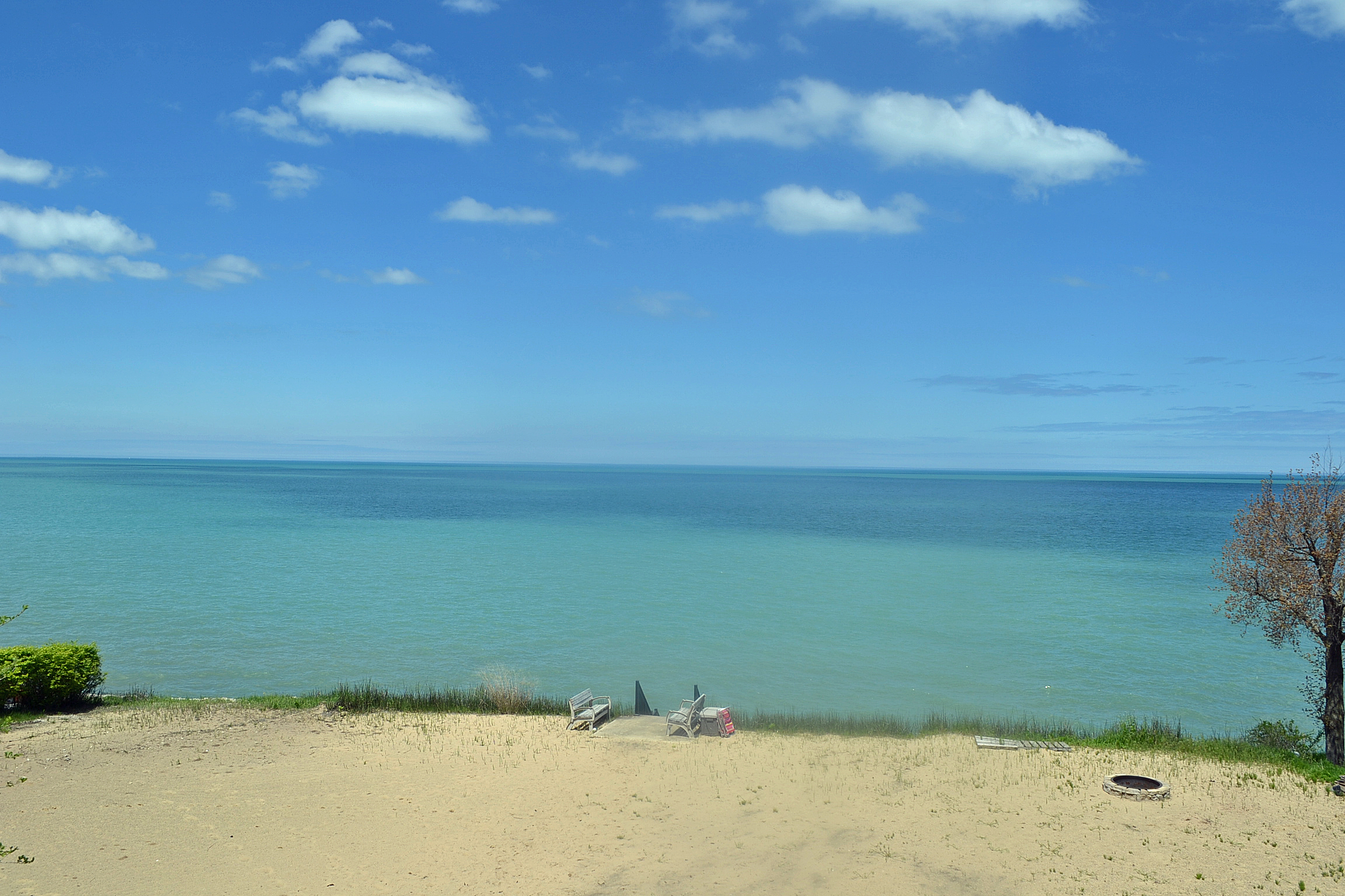 Lake Michigan Beaches Talk To Tucker Indiana's Real Estate Leader www.safrin.net