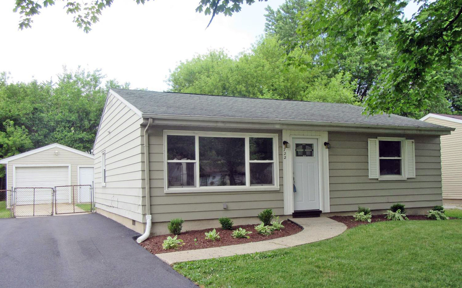 Referral from past clients Valpo home sold Jeff & Grace Safrin were buyers agents