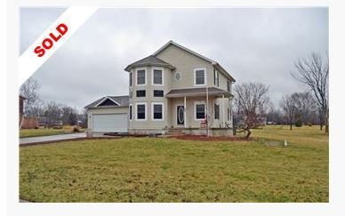 Valparaiso Indiana Home Sold when listed by Jeff & Grace Safrin of F.C.Tucker 1st Team Real estate