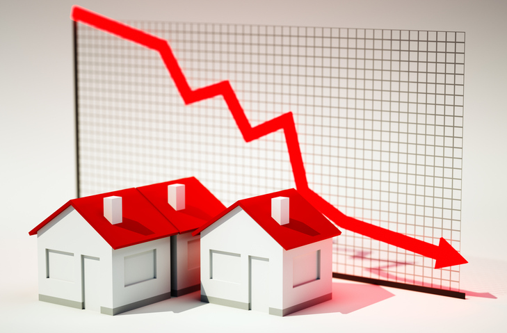 real estate market highs and lows