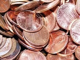 Shiney Pennies