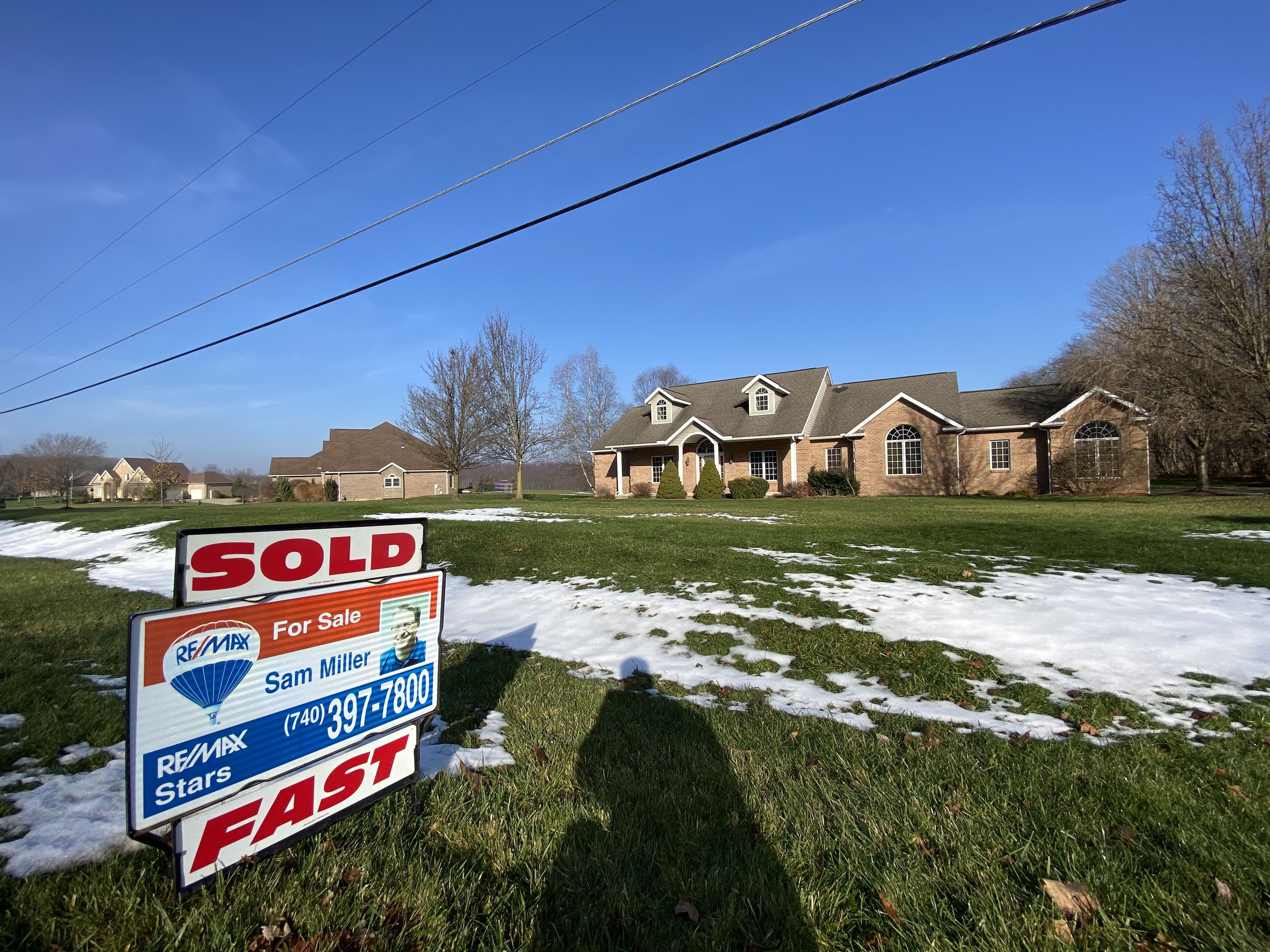 Mount Vernon Ohio Home SOLD FAST at 17511 Gambier Road by REALTOR Sam Miller