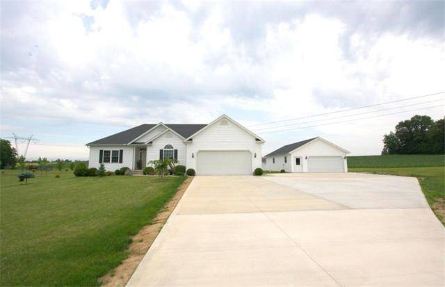 Our knox county ohio homes with big garages and or barn for Homes with big garages for sale