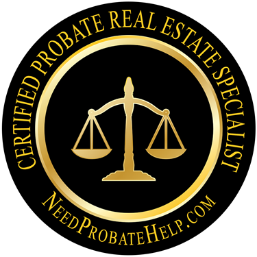 Certified Probate and Trust Real Estate Agent