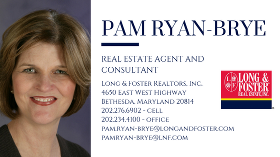 Pam Ryan-Brye - Your Source for Washington DC Real Estate